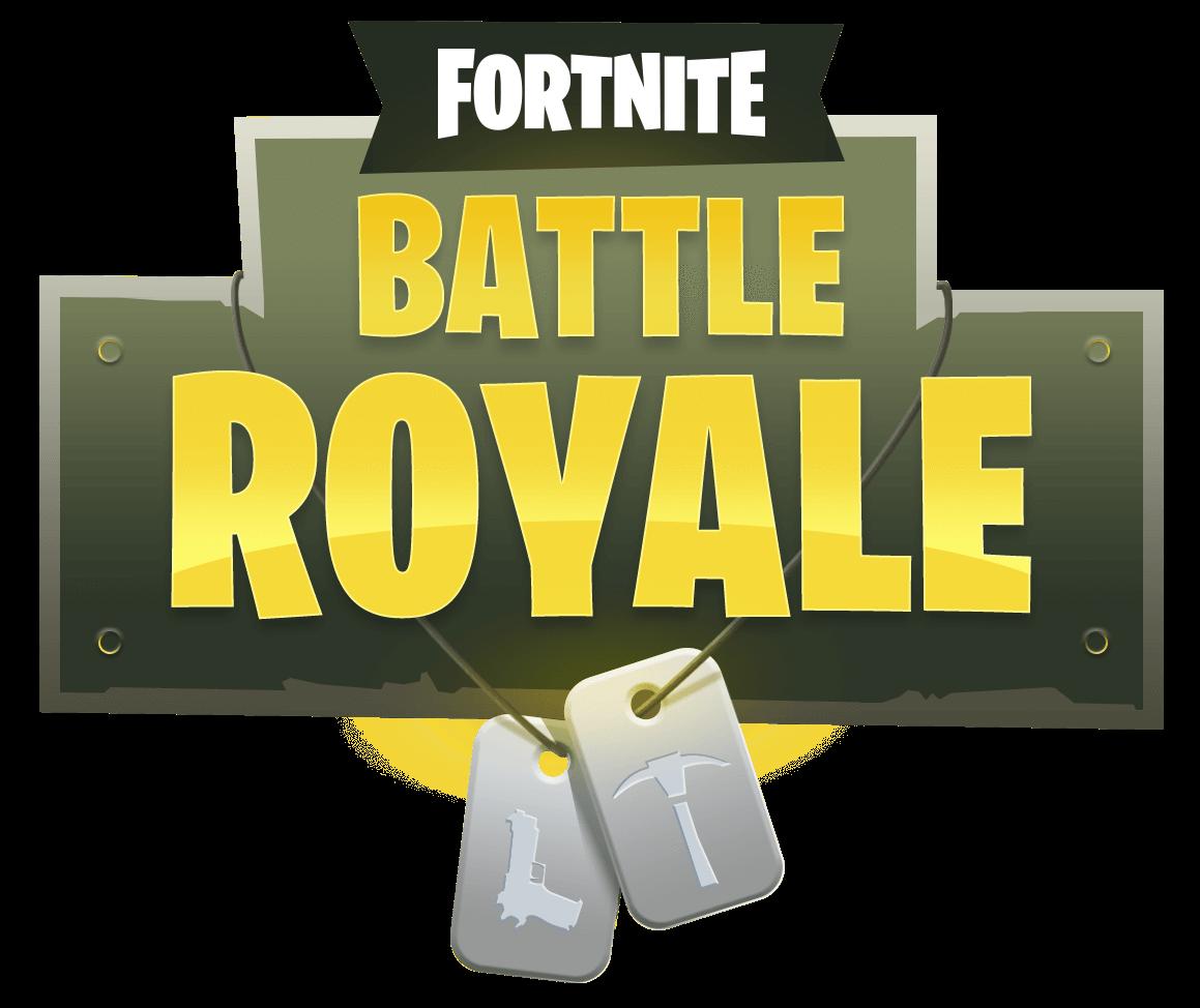 Fortnite Battle Royale Logo PNG Image