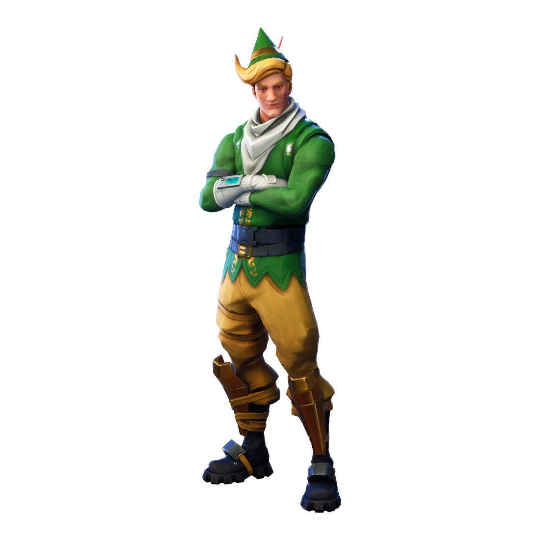 Fortnite Codename E.L.F.