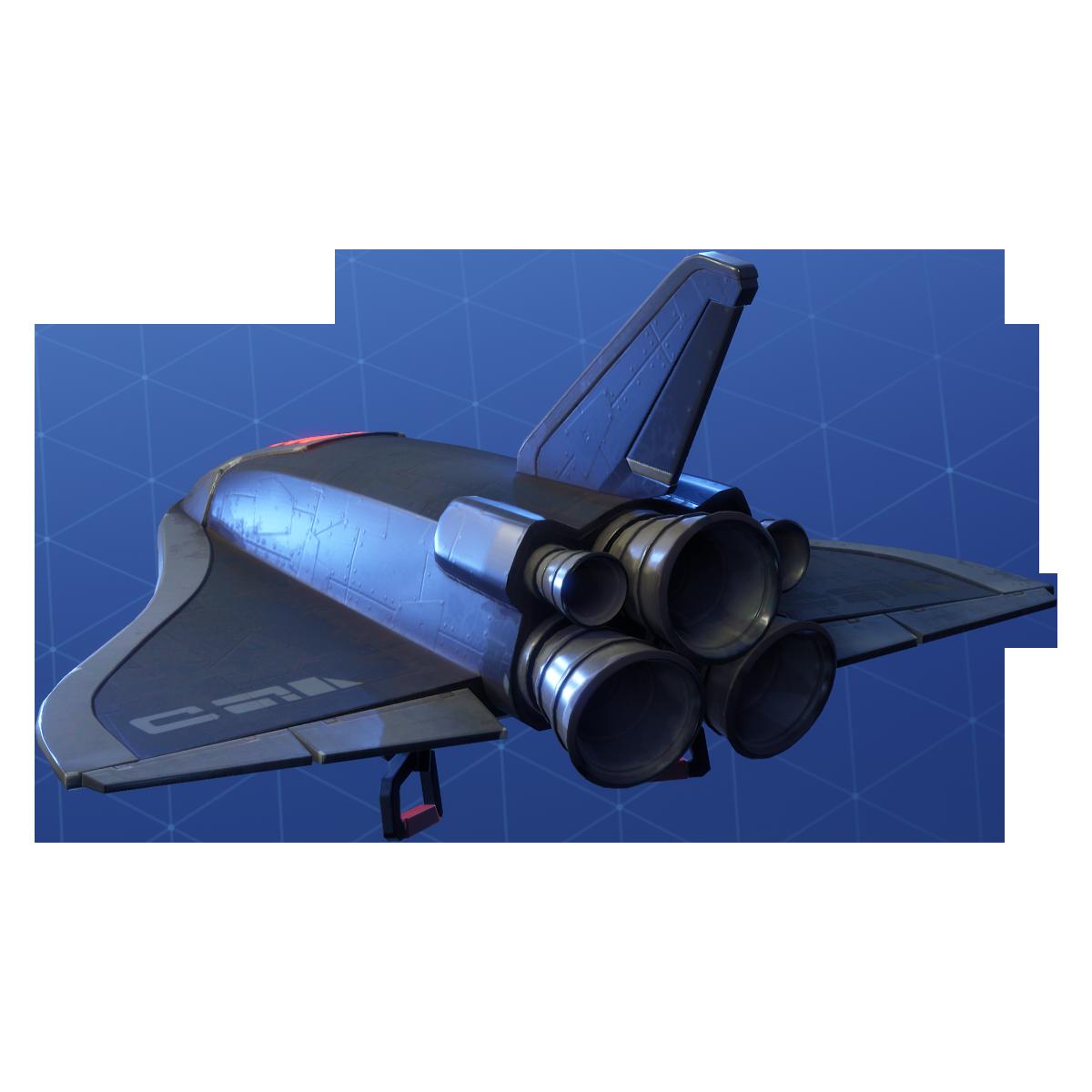 Fortnite Deep Space Lander