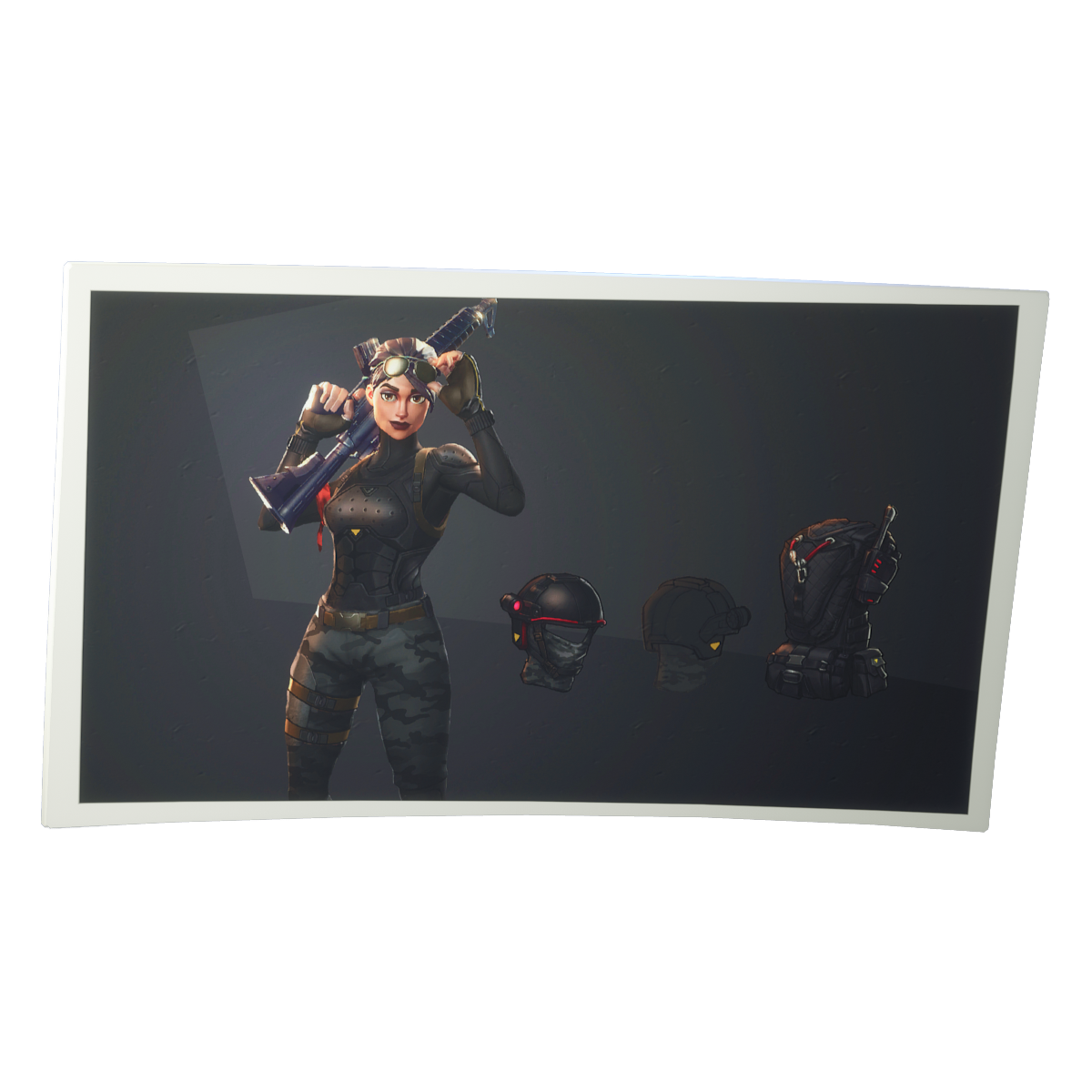Fortnite Elite Agent PNG Image - PurePNG
