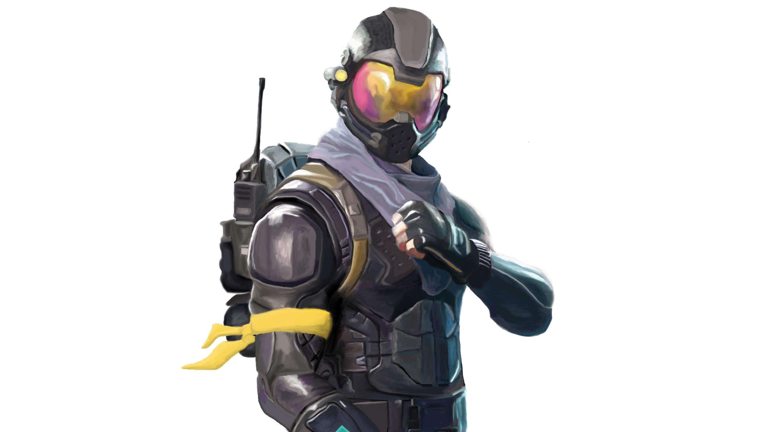 Fortnite transparent. Clipart aimbot