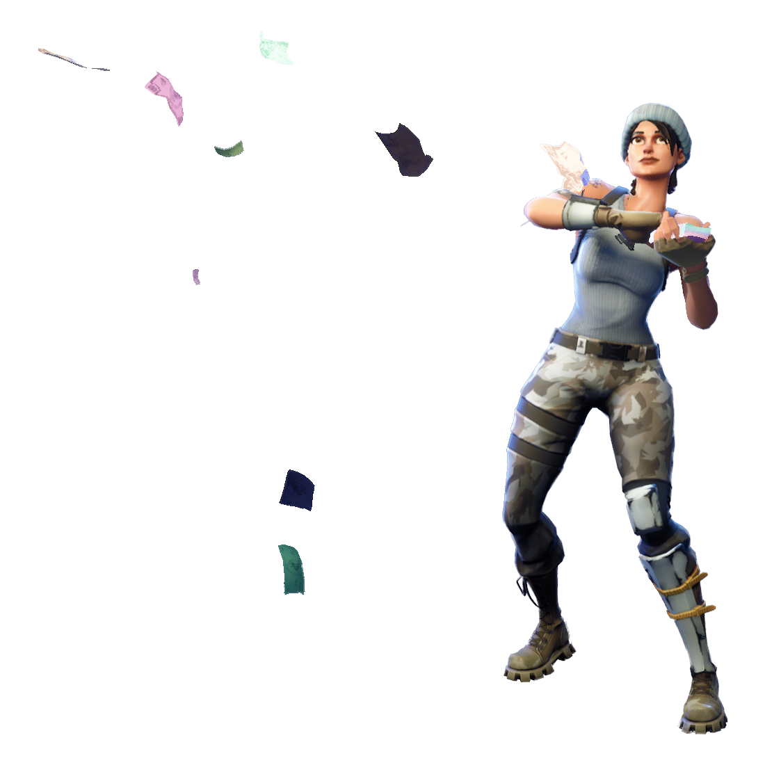Fortnite Zombies Transparent