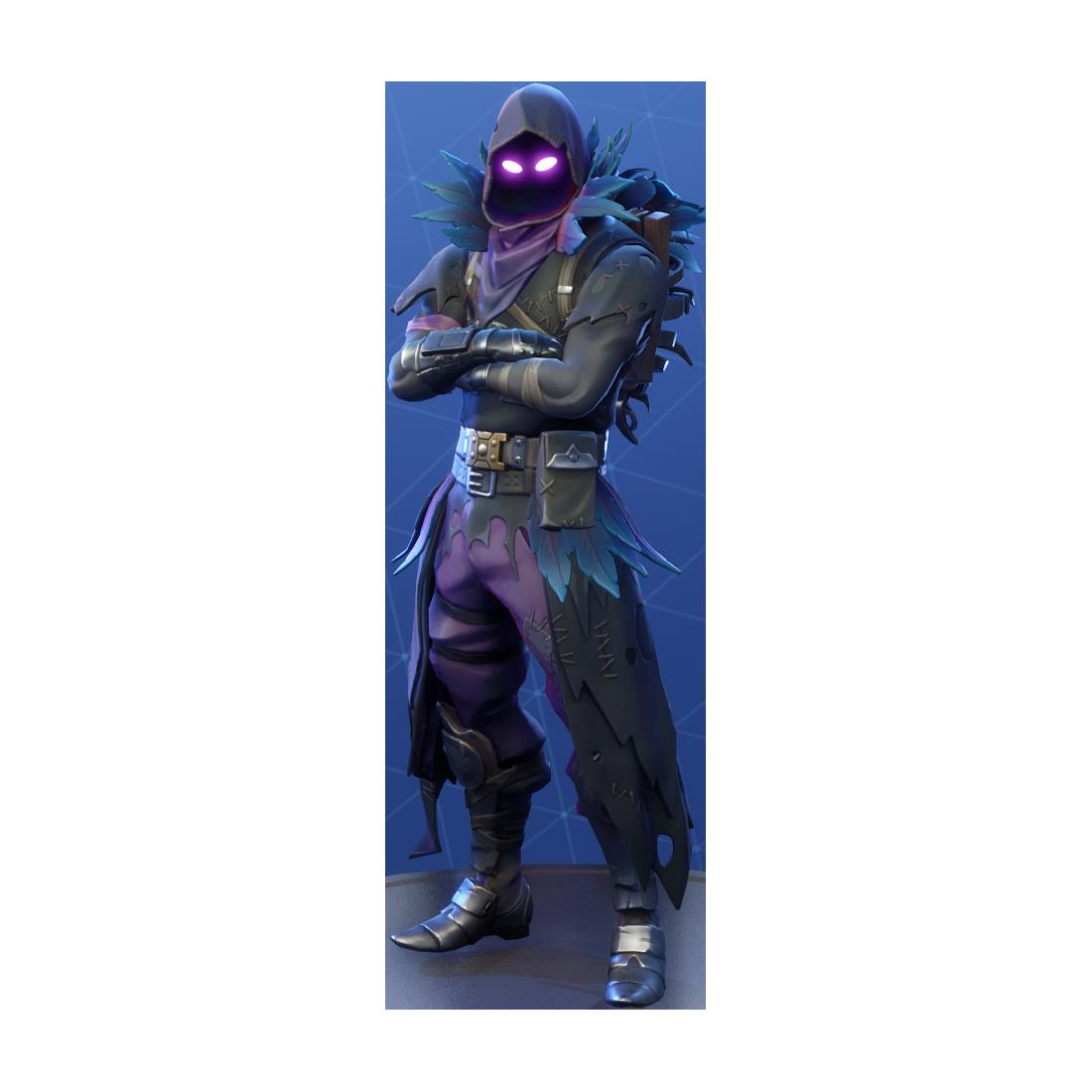 Fortnite Raven