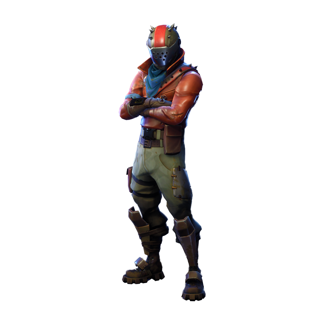 Fortnite Rust Lord
