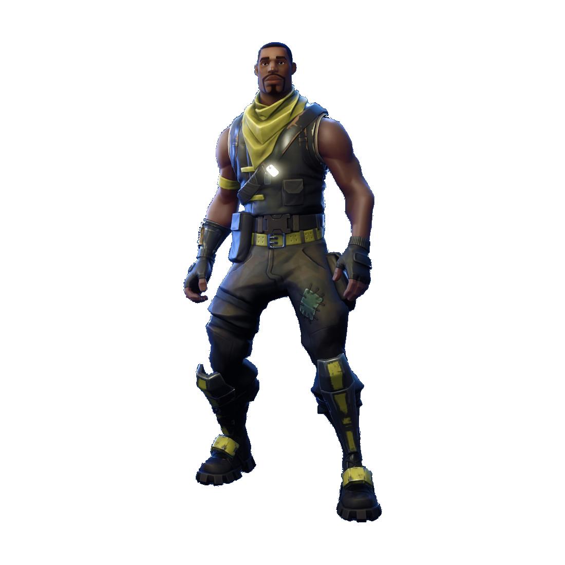 Fortnite Scout