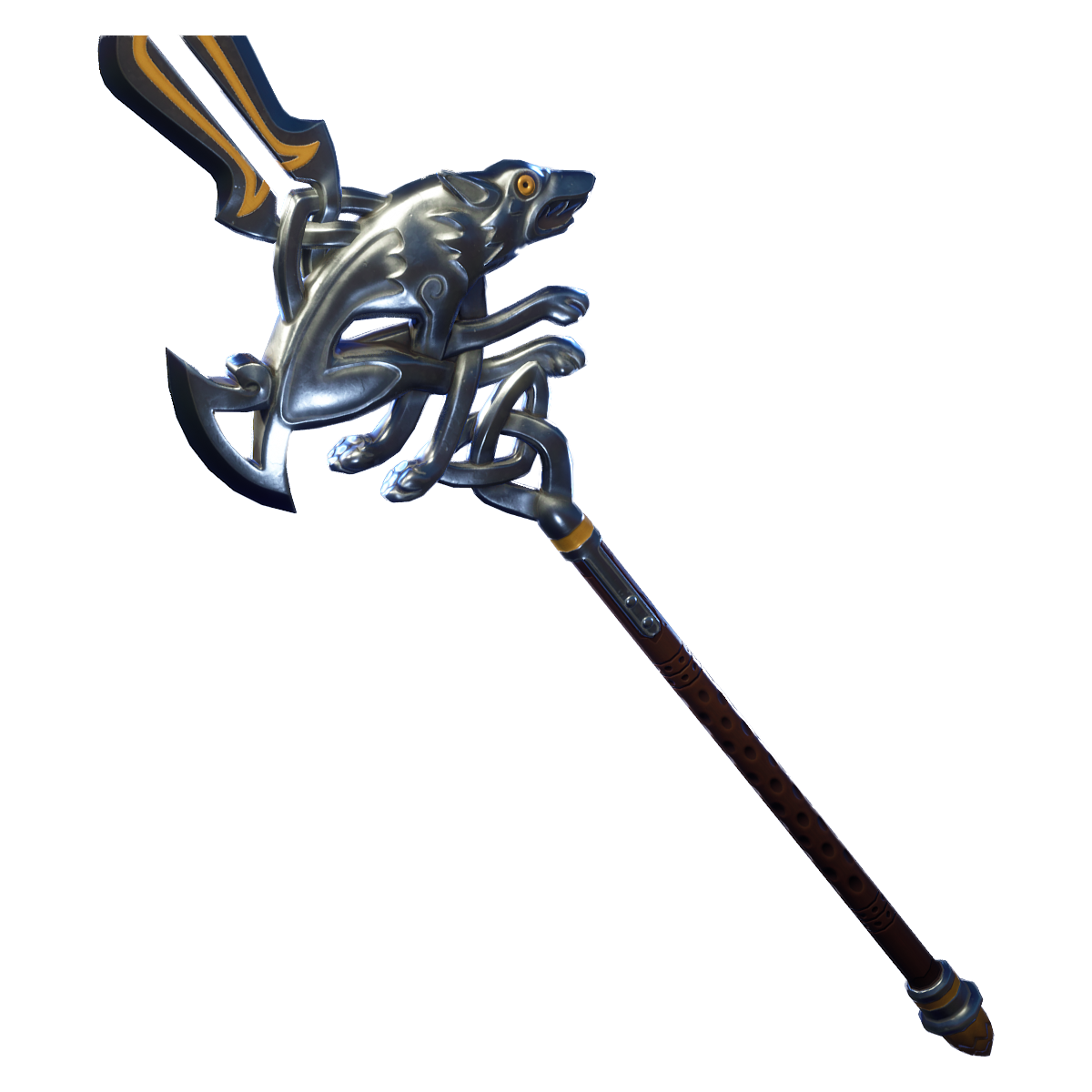 Fortnite Silver Fang