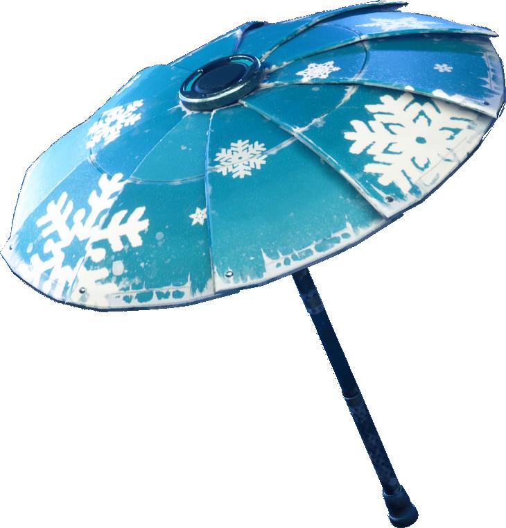 Fortnite Snowflake PNG Image