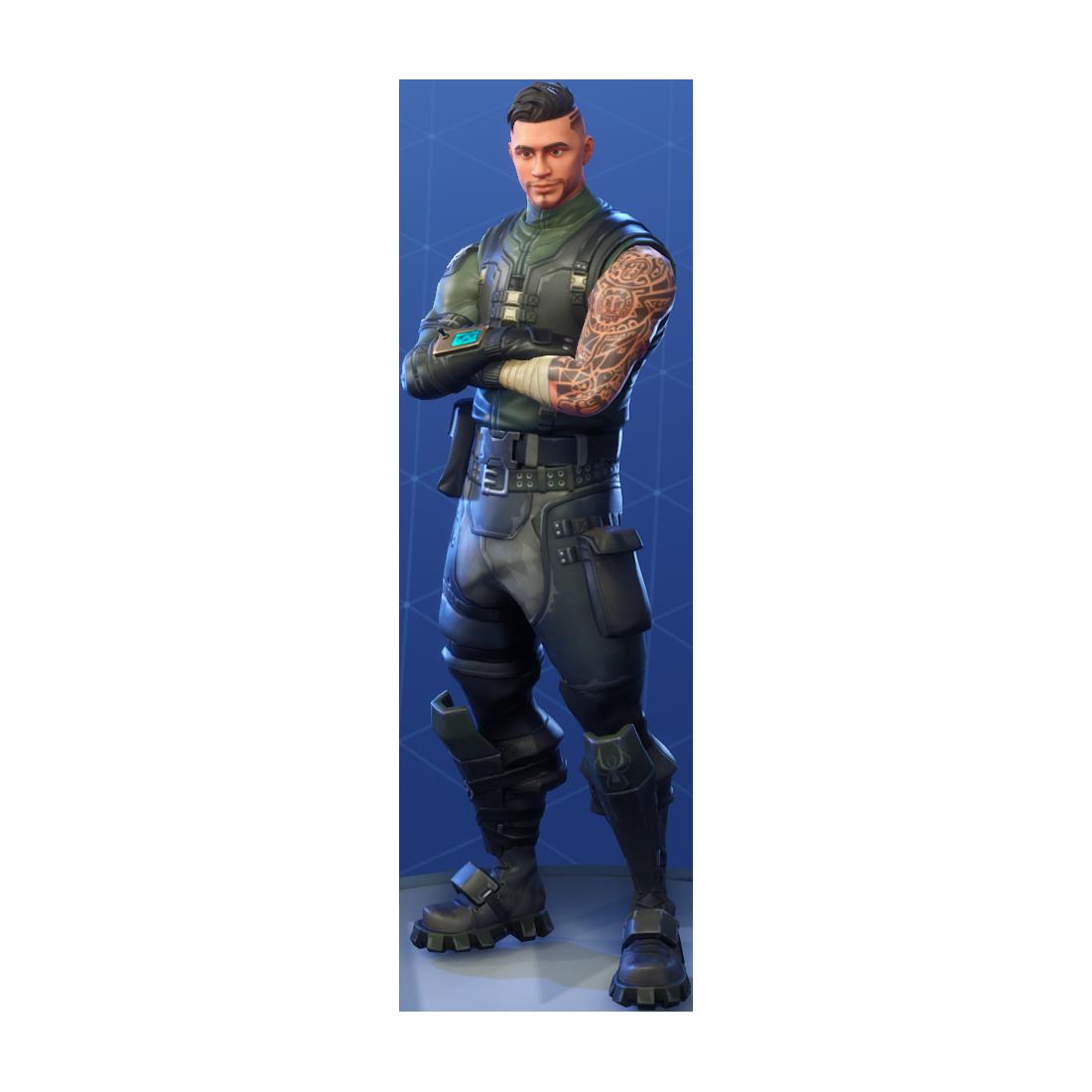 Fortnite Squad Leader