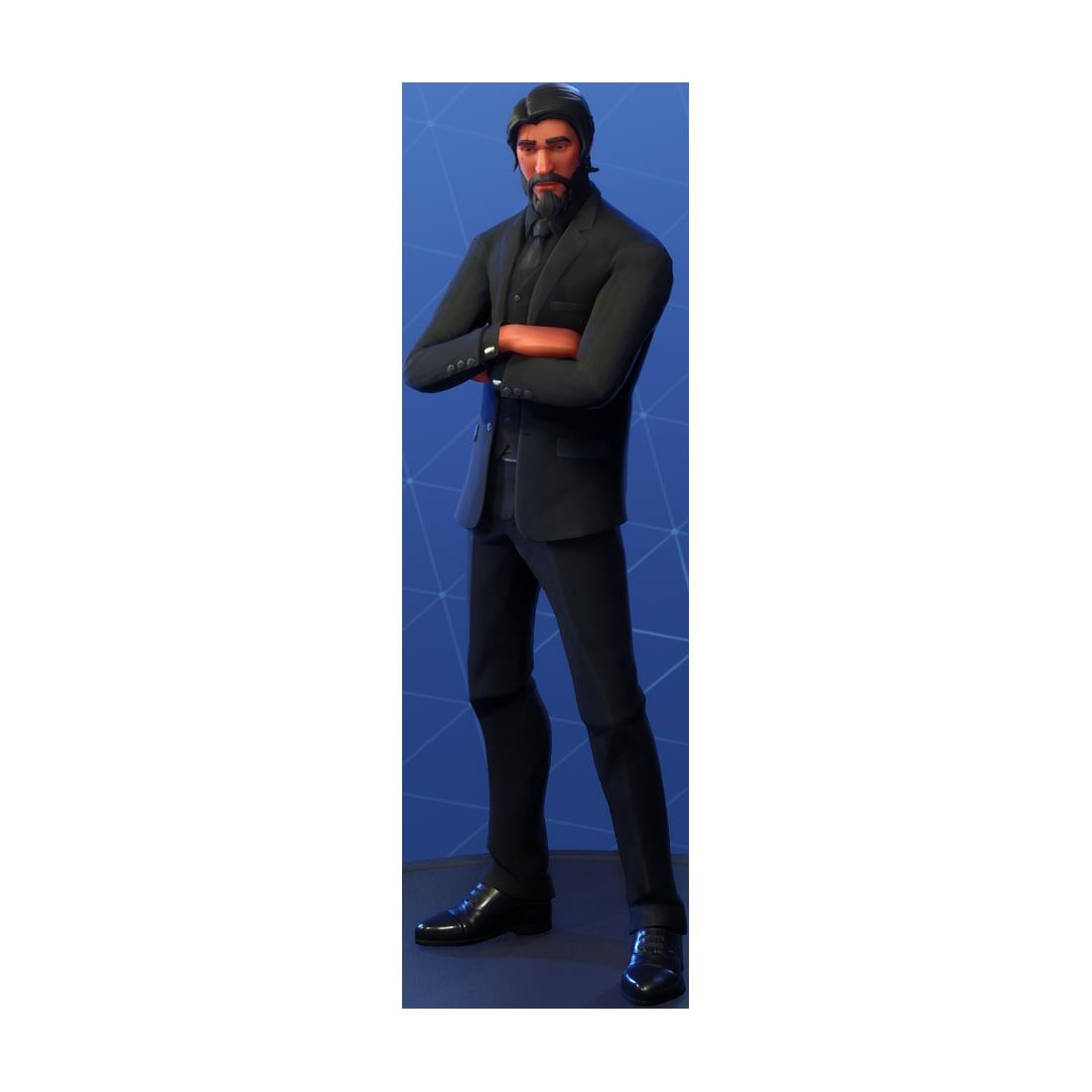 Fortnite The Reaper PNG Image