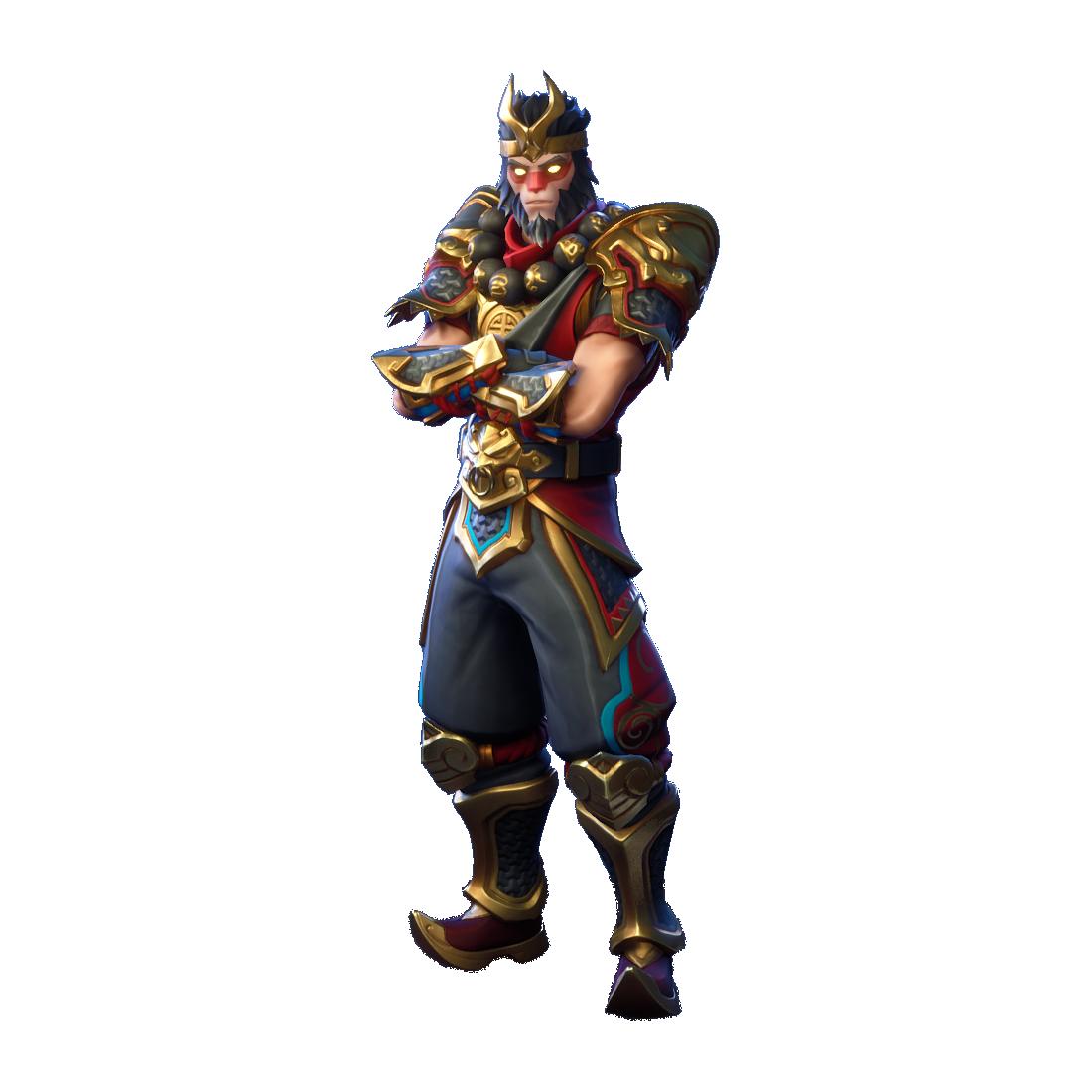 Fortnite Wukong