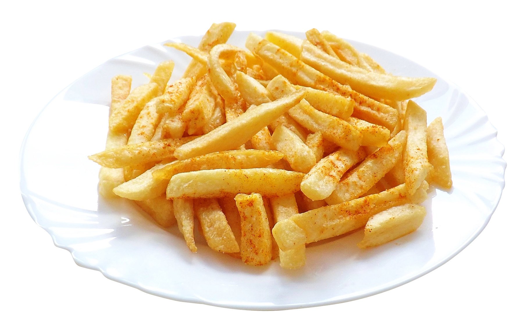 French Fries PNG Image