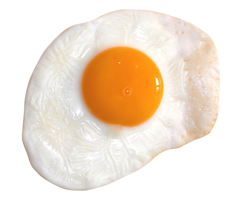 Fried Egg PNG Image