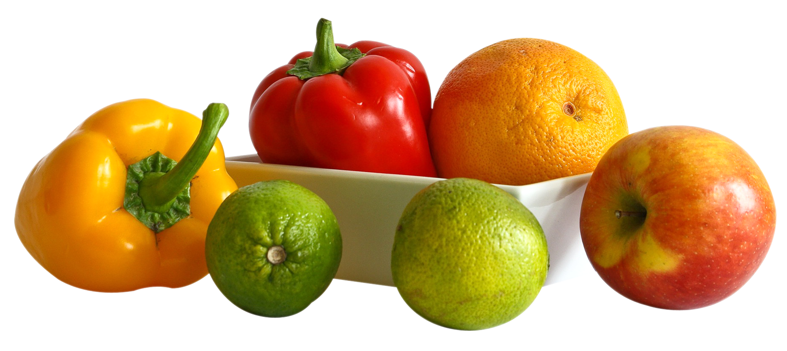 Fruits And Vegetables PNG Image