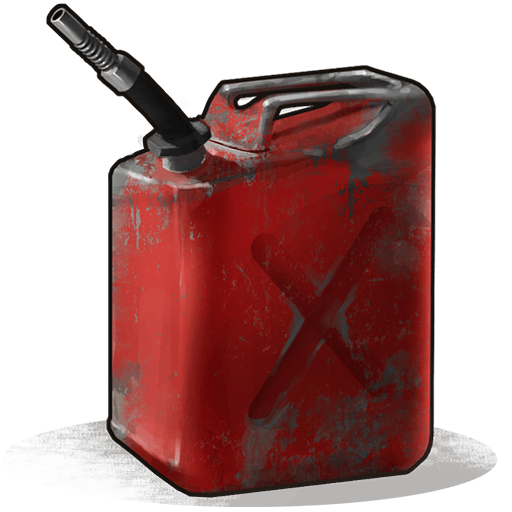 Fuel | Petrol Jerrycan