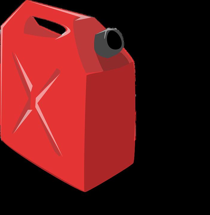 Fuel | Petrol Jerrycan