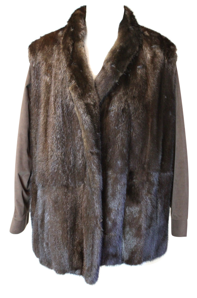 Fur Coat Burned