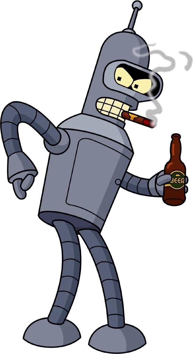 Futurama Bender