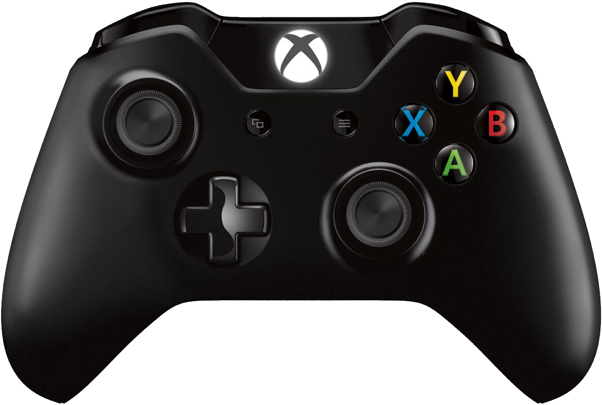 XBOX 360 Controller PNG Image