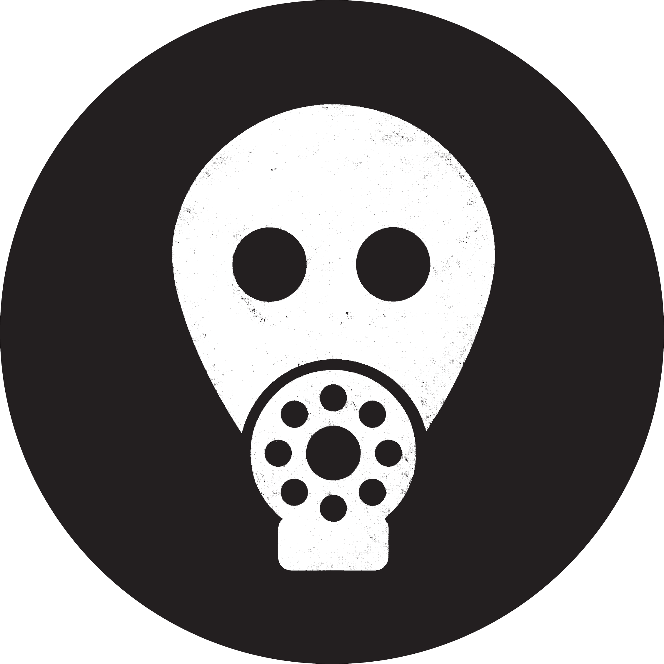 Gas Mask PNG Image