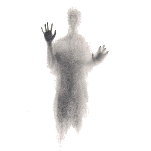 Ghost Images In Glass