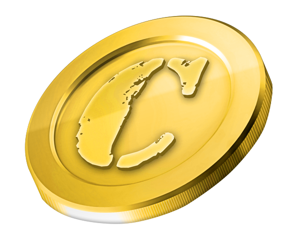 Gold Coin PNG Image