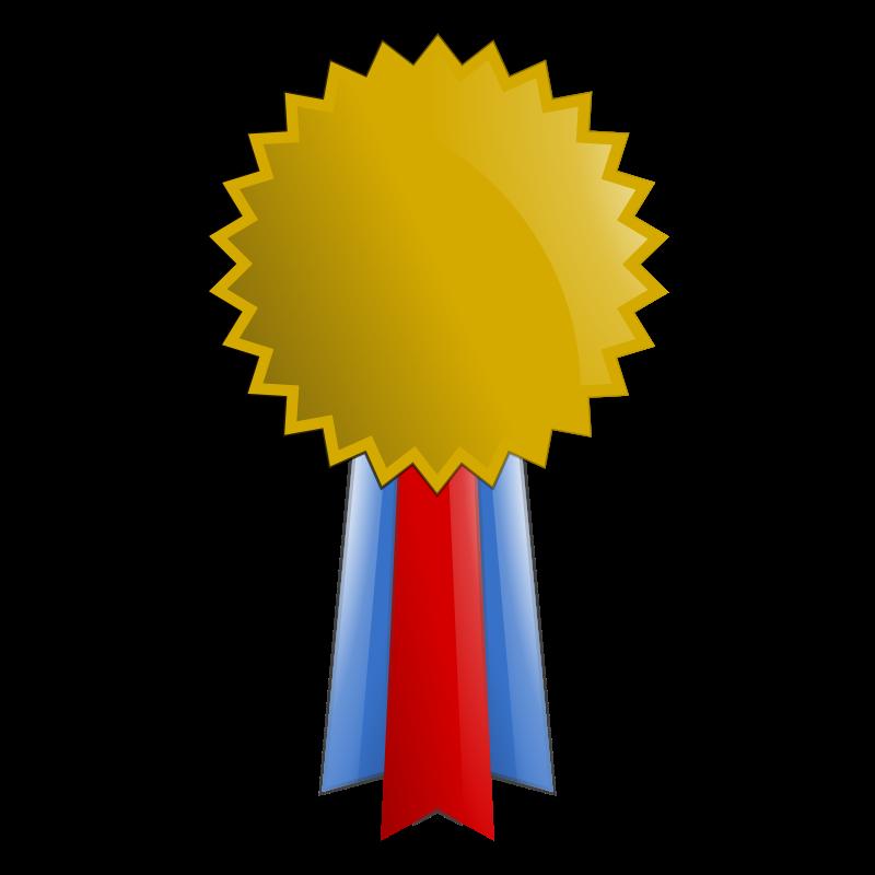 Gold Medal PNG Image