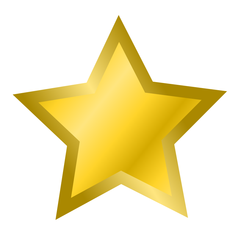 Golden Star PNG Image - PurePNG | Free transparent CC0 PNG Image Library