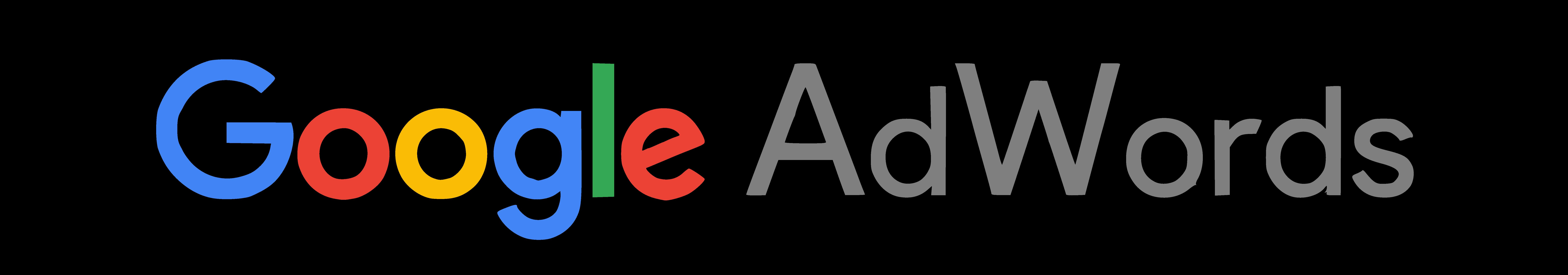 Google Adwords Logo PNG Image