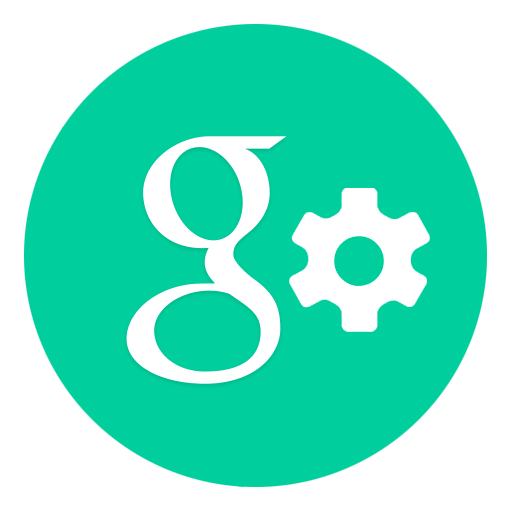 Google Settings Icon Android Kitkat