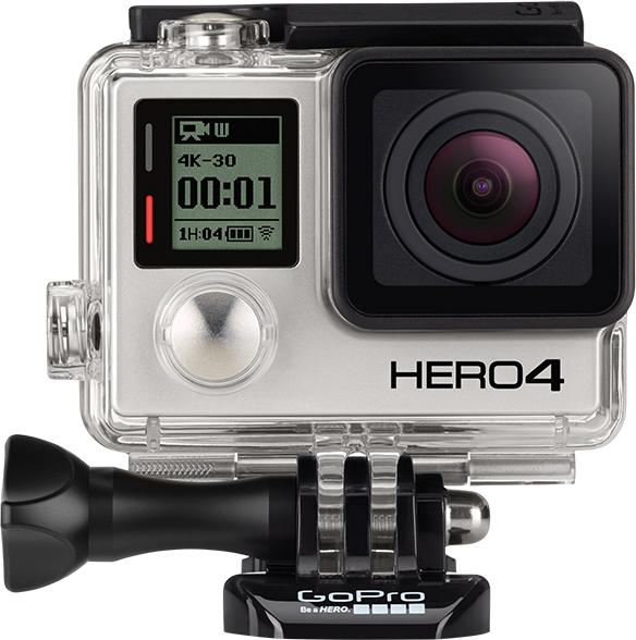GoPro Action Camera PNG Image
