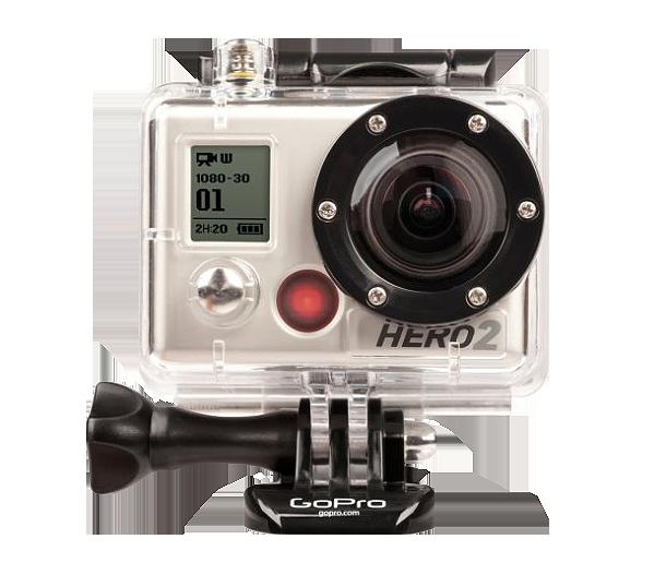 GoPro Camera PNG Image