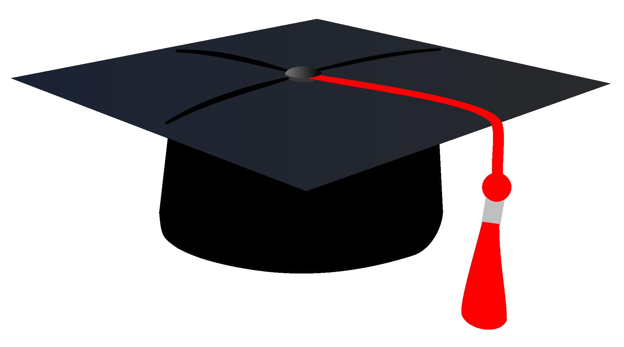 Graduation Cap Clipart PNG Image