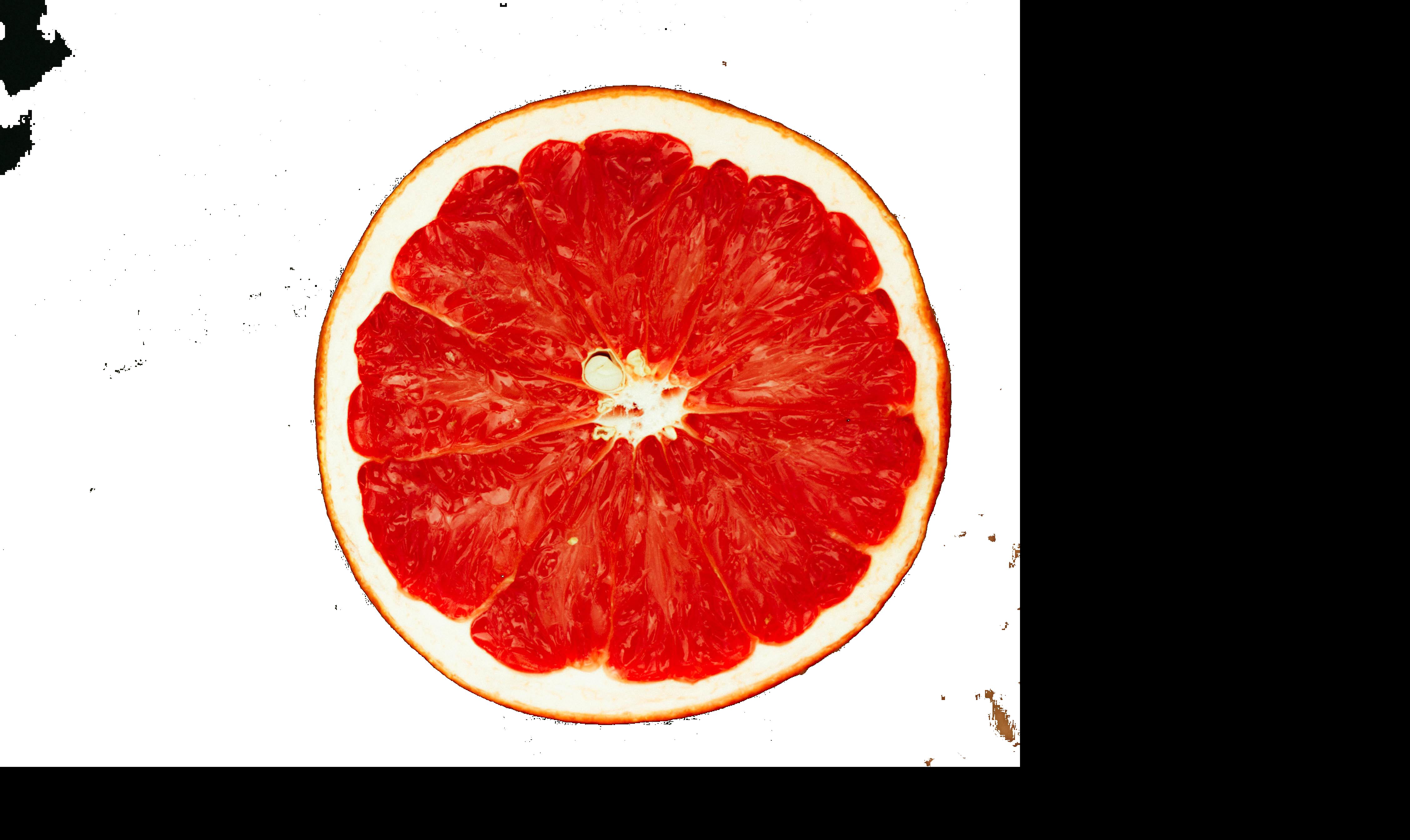 Grapefruit Halved PNG Image