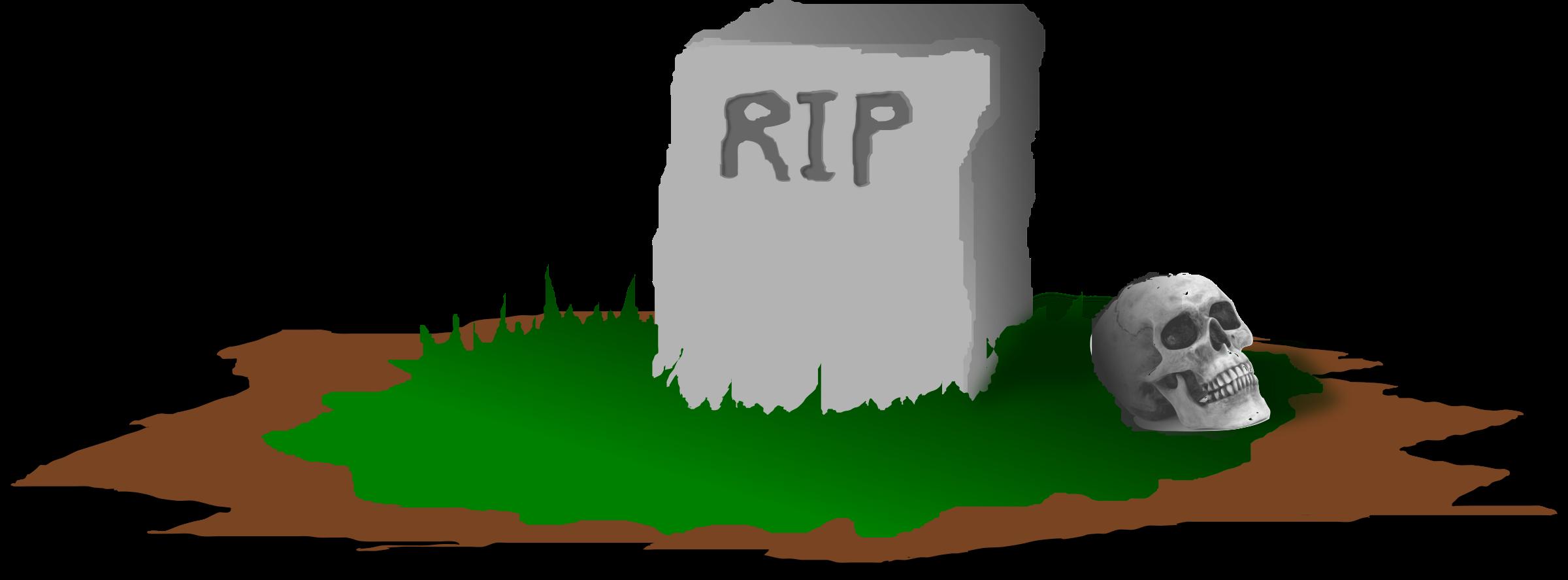 Gravestone PNG Image