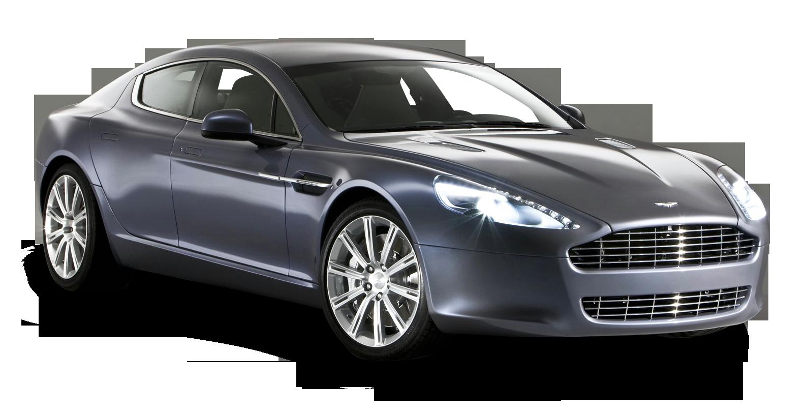 Gray Aston Martin Rapide Luxury Car