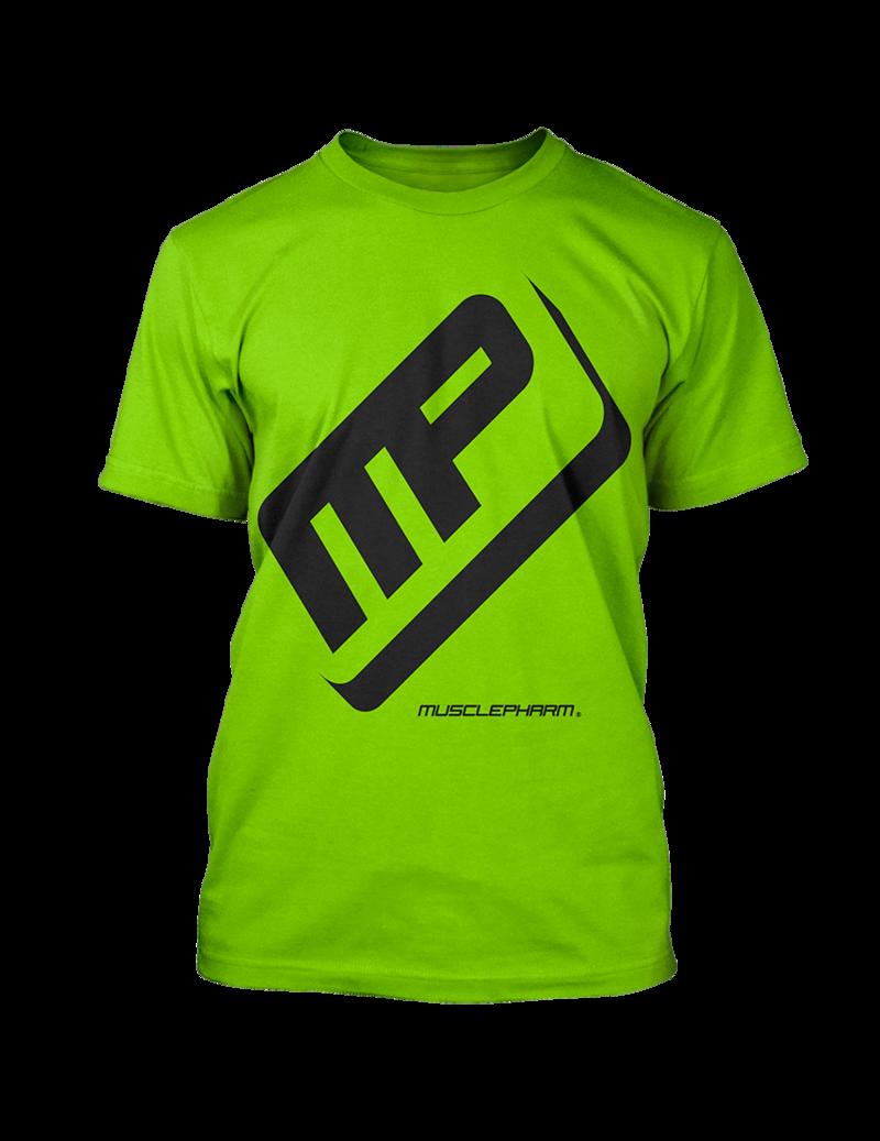 Green Men's Polo Shirt