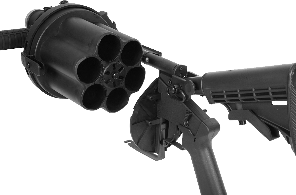 Grenade Launcher magazine PNG Image