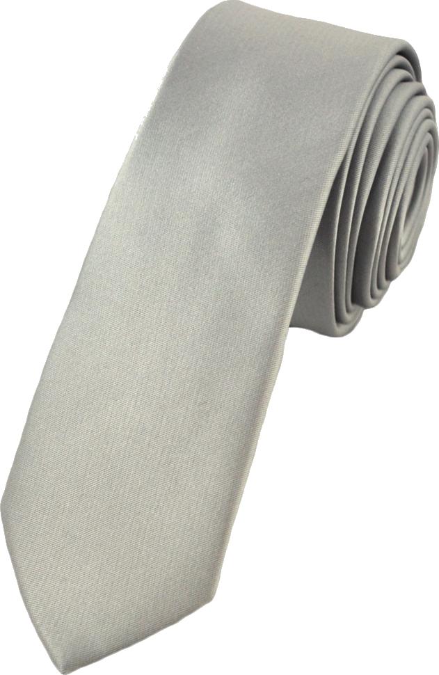 Grey Tie PNG Image