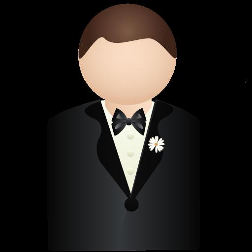 Groom PNG Image