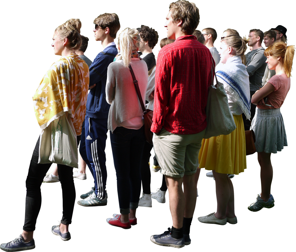 Street Fashion Students