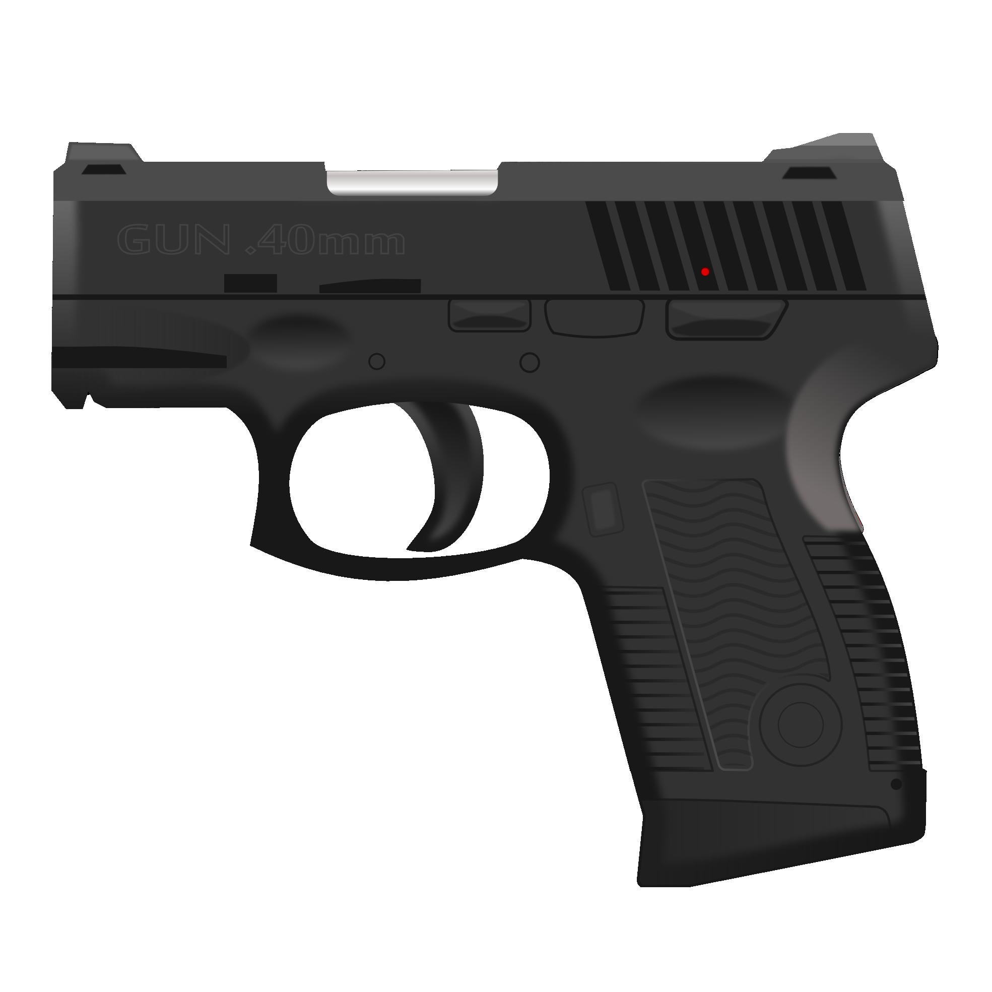 Gun Kidfriendly PNG Image
