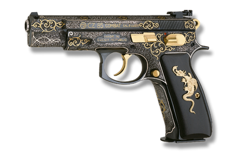 Gun Pirates of the caribbean PNG Image