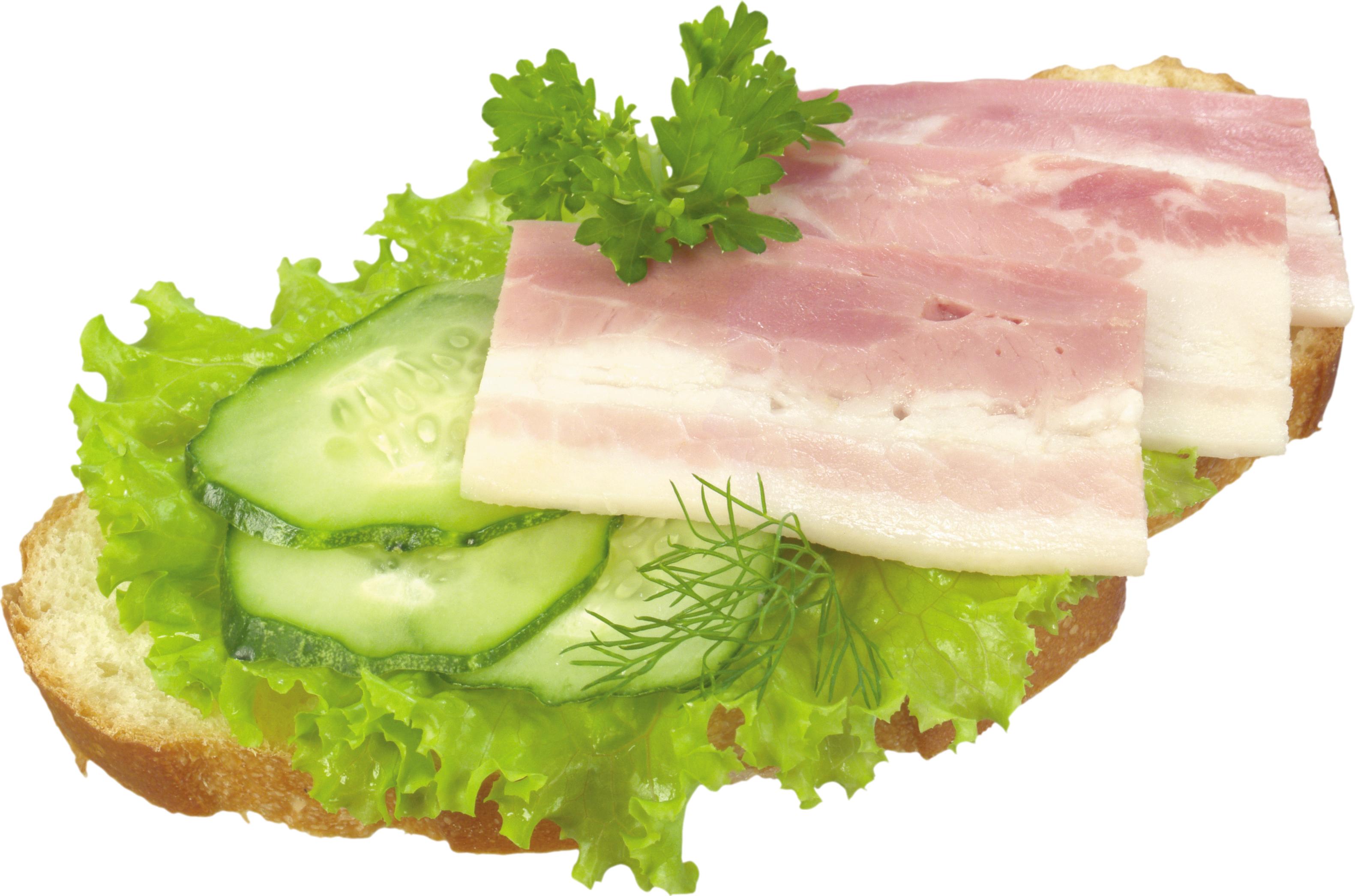 Ham Sandwhich PNG Image