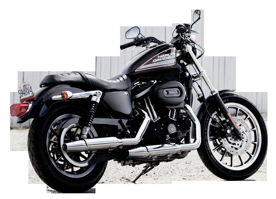Harley Davidson Black Color