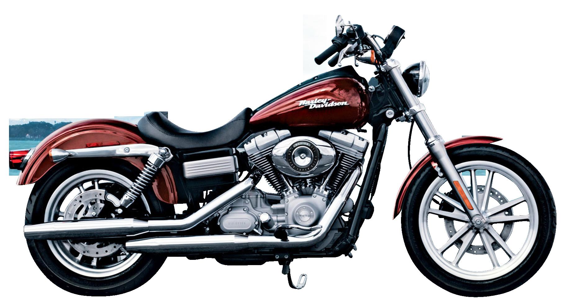 Harley Davidson Brown