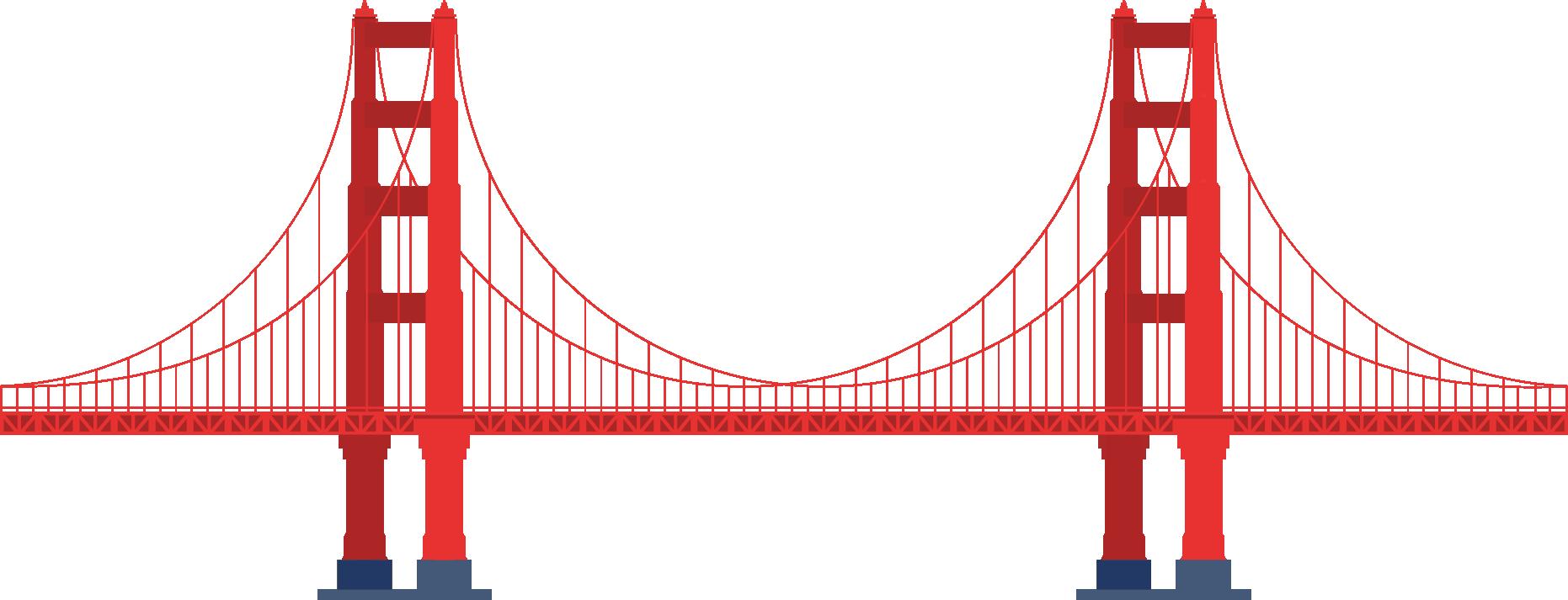 Hero Bridge PNG Image