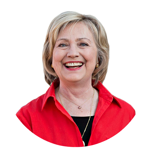 Hillary Clinton PNG Image
