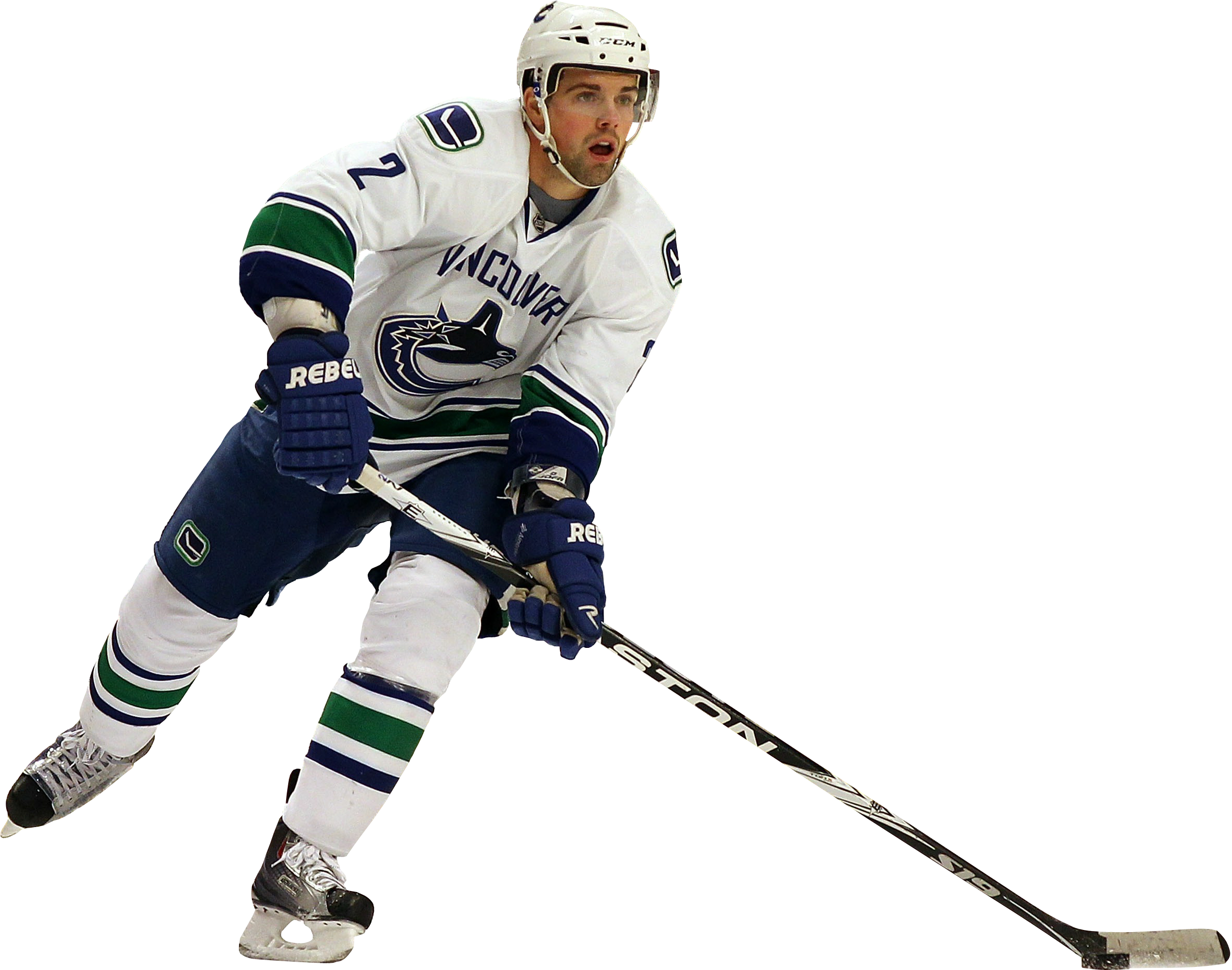 Hockey Player PNG Image