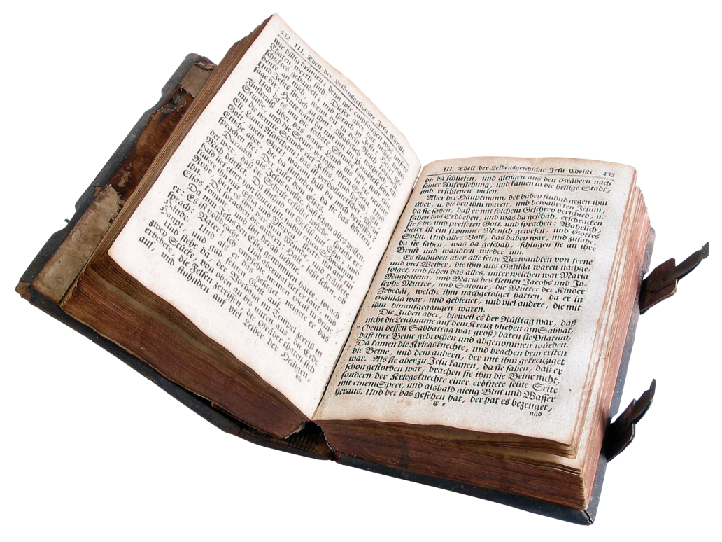 Holy Bible PNG Image