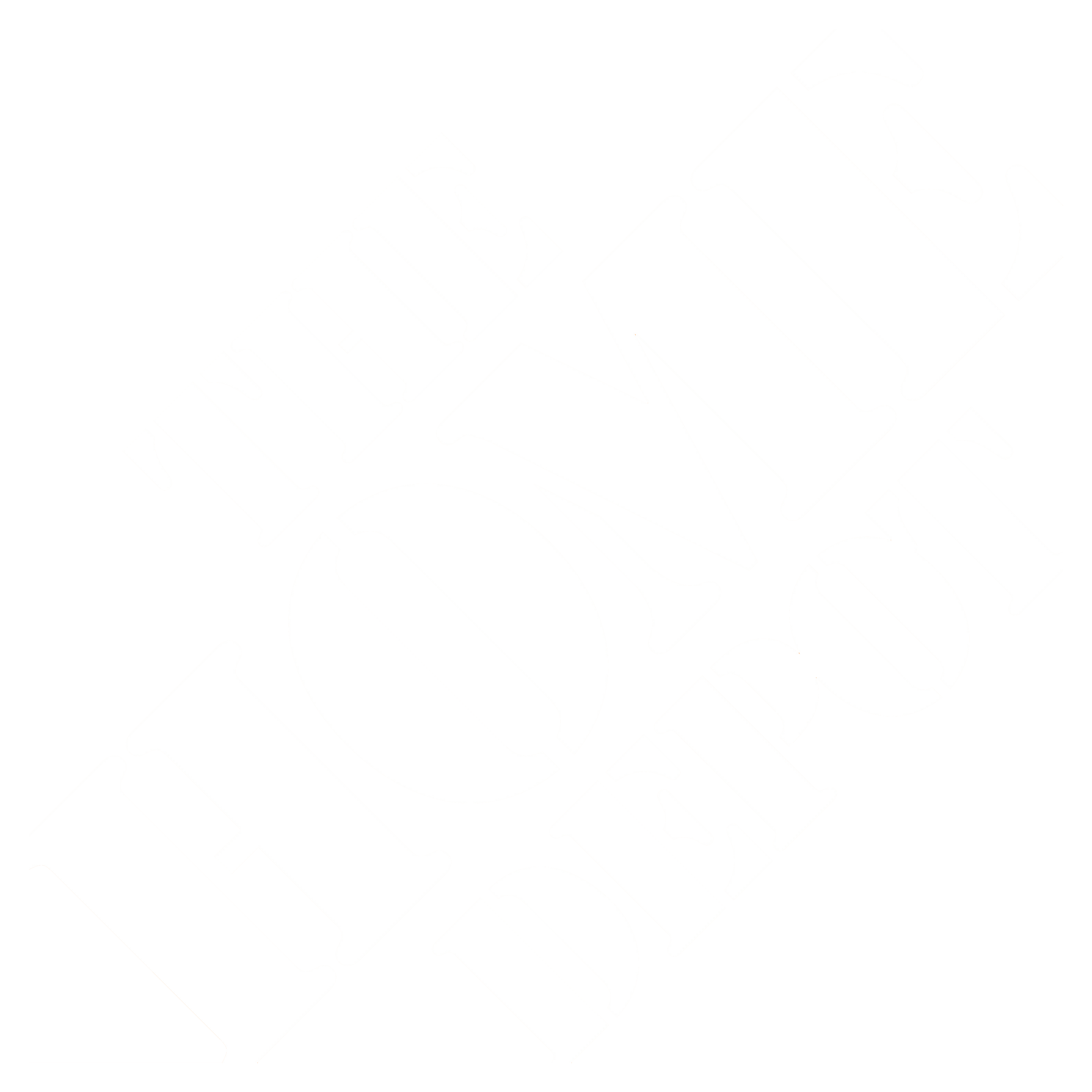 HomeDepot White Logo